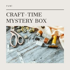 Arts & Crafts Mystery Box
